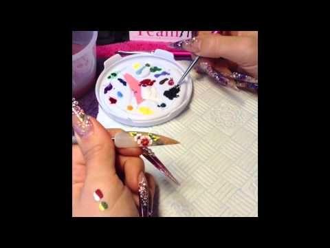▶ Glitter pigments - YouTube