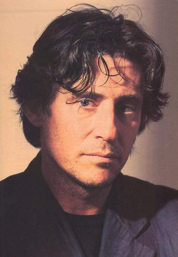 Gabriel Byrne, another candidate for older man crush.