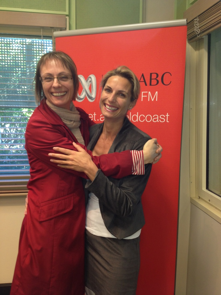 Talking on ABC radio about sleeping