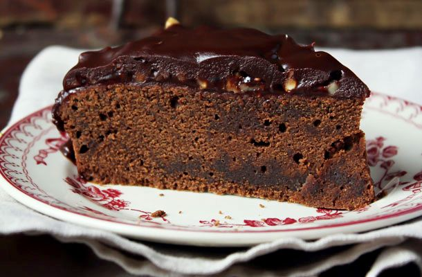 10 perces sütésmentes csokoládés süti | femina.hu