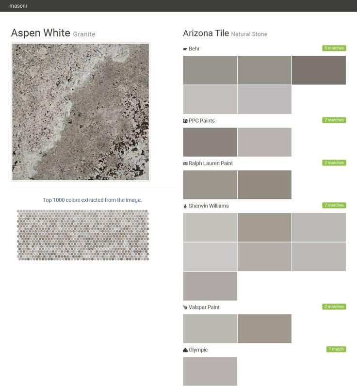 45 best master bath images on pinterest bathroom for Valspar color visualizer