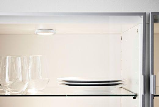 書棚用照明 - インテグレート照明 - IKEA