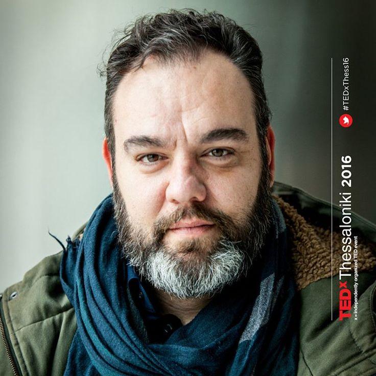 """""""Ο Ιωάννης εργάζεται και φέτος, για τέταρτη συνεχή χρονιά ως μέλος της ομάδας εθελοντών που θα κάνουν πραγματικότητα το #TEDxThess16. O ίδιος λέει για την…"""""""