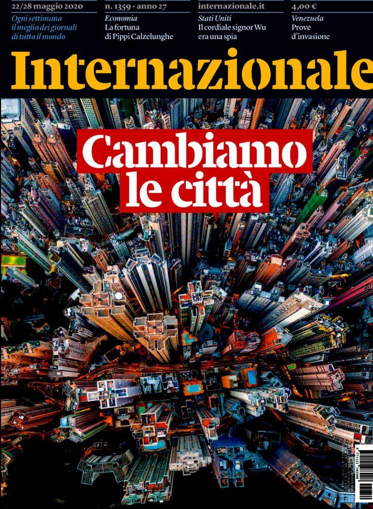 copertina di Internazionale nel 2020 Riviste