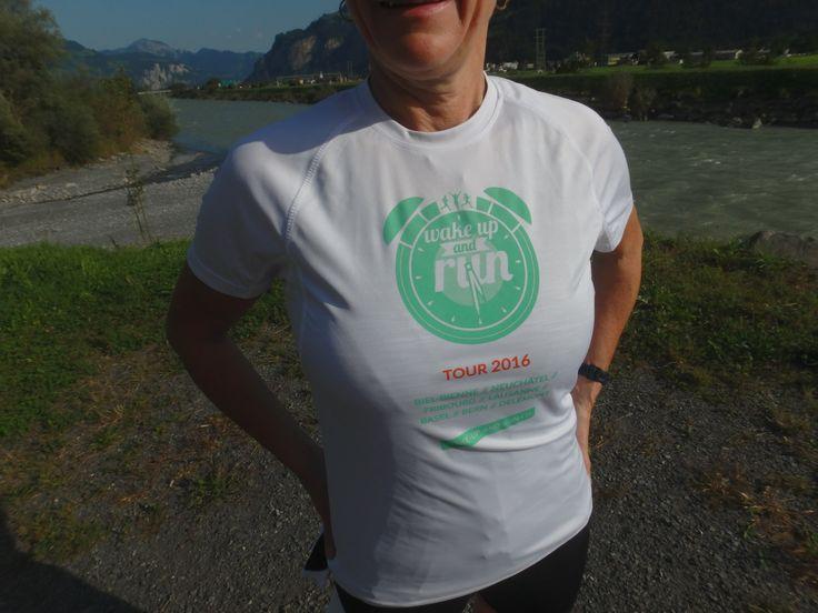 Craft Wake up and run http://wp.me/p2x69e-jfj #Craft #Kunstfaserunterwäsche #LaufenRunning #Laufshirts #Laufshorts¾Tights #Schweiz #Windjacken #NewsBekleidung #ichliebeberge