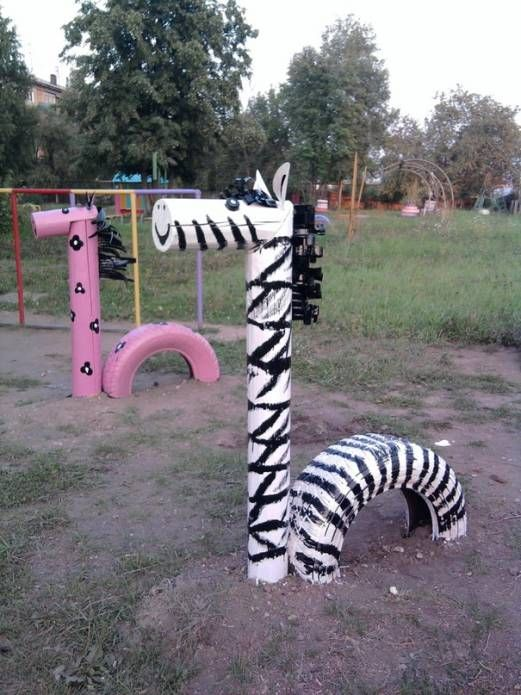 Площадка для детского сада своими руками фото