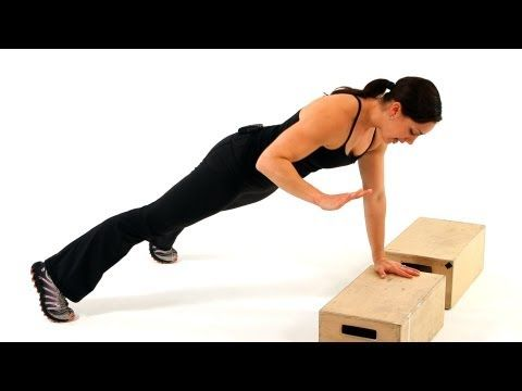 How to Do a Squat Thrust and Burpees | Boot Camp Workout for Women