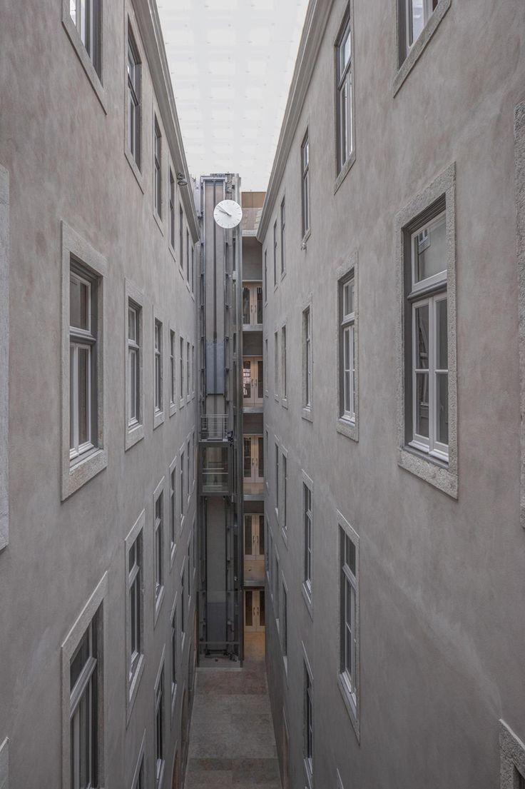 Galeria - Remodelação do Edifício Sede do Banco de Portugal / Gonçalo Byrne Arquitectos + João Pedro Falcão de Campos - 3