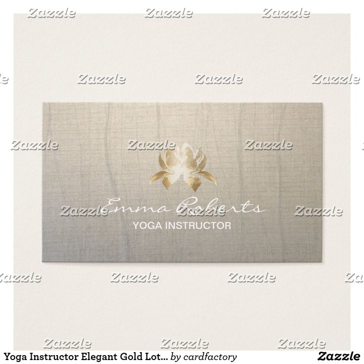 43 best Yoga And Meditation Business Cards images on Pinterest ...