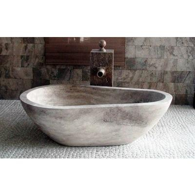 Contemporary Tub From WS Bath Collections, Model: Stone Bathtub   Piedra  Pavo Amazing Ideas