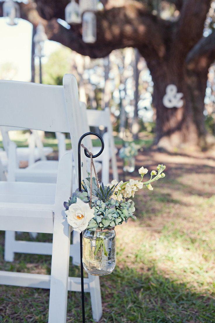 If ever there were a wedding that embodied both sweet Southern charm and all out elegance, it would look a little something like this number captured to perfection by Threaded Together Photography. Held at the Ribault Club with gorgeous waterfront views and loads of old oak trees for just the right ceremony spot, this wedding is a lovely…