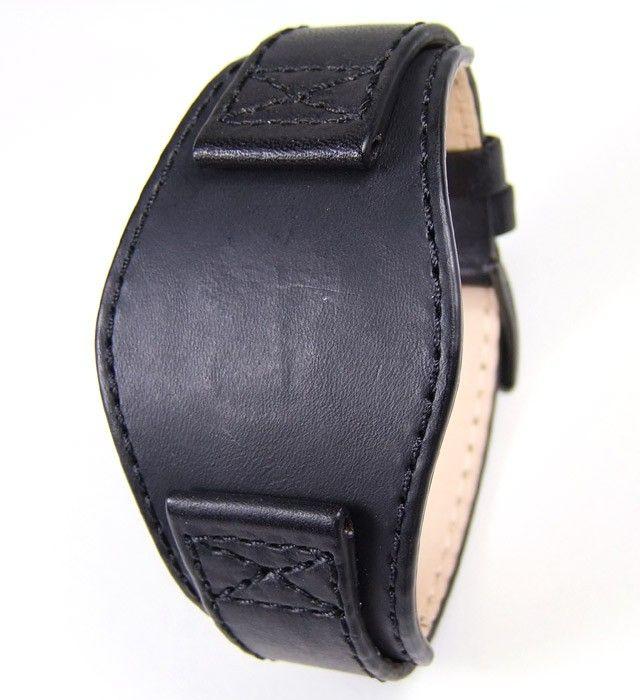 Fossil Ersatzband Uhrenarmband Leder Band 24mm FS4617   eBay