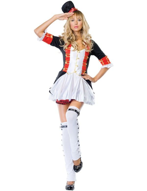 sexy toy soldier costume 3745 direct 2 u fancy dress superstore fancy dress - Partyland Halloween Costumes