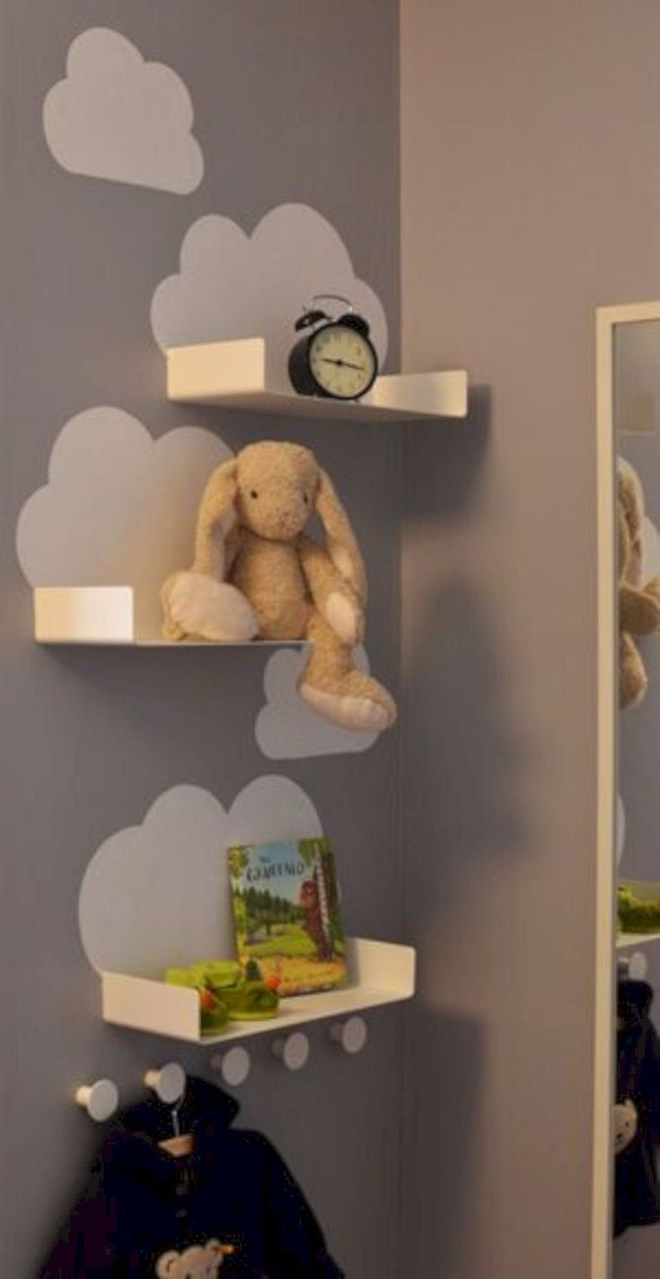 #ikea #ikeafurniture – ikeakartal.com – Best Charming Kid's Room Decor Ideas