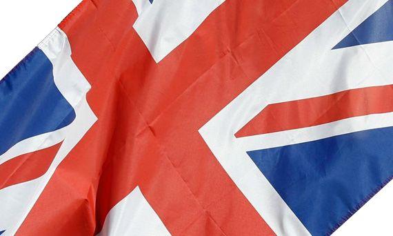 Великобританский флаг Юнион Джек