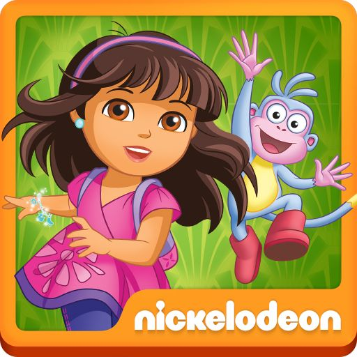 Free Dora and Friends Rainforest APK Game - http://apkgamescrak.com/dora-and-friends-rainforest/