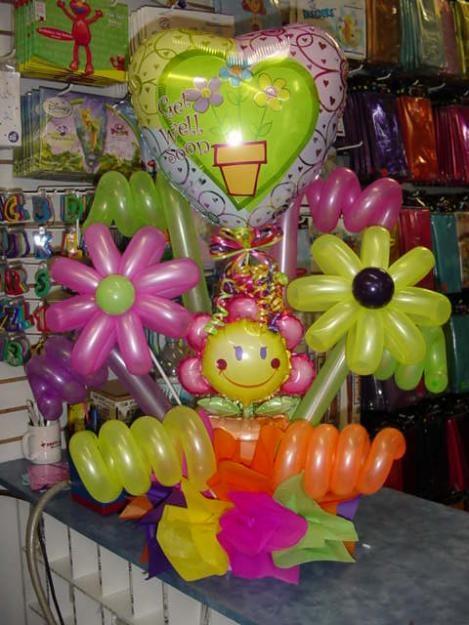 Curso de decoracion de eventos con globos m xico ideas - Curso decoracion con globos ...
