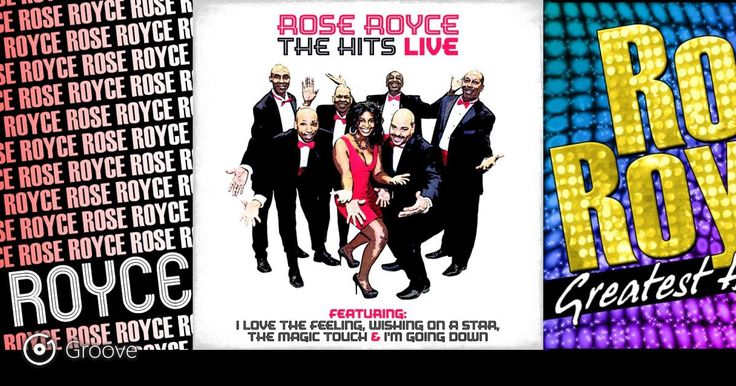 Rose Royce: News, Bio and Official Links of #roseroyce for Streaming or Download Music