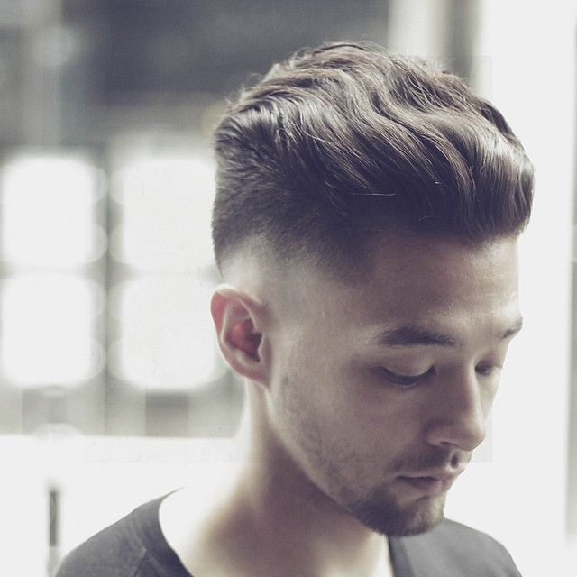 nice 30 Sexy Hairstyles For Men - Be Trendy in 2016