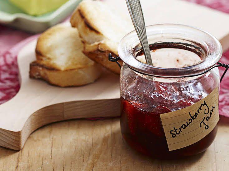 Grand Marnier Strawberry Jam