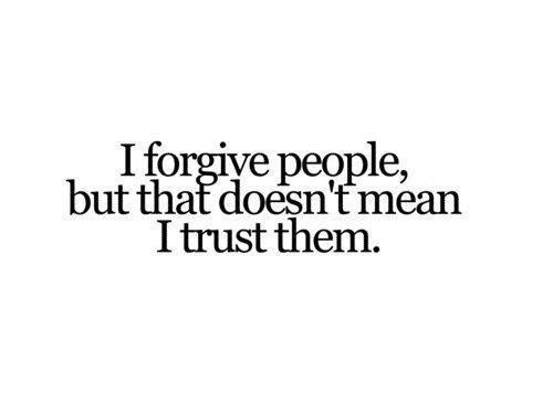 Earned Forgiveness Meme