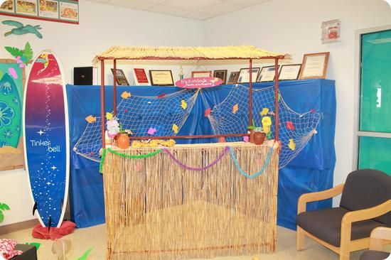 Luaa Classroom Theme and Bulletin Board Idea