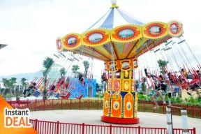 Special Price!! Ajak Keluarga untuk Berlibur dan Bermain di JungleFest. Tiket Masuk Mulai dari Rp 35.000,-