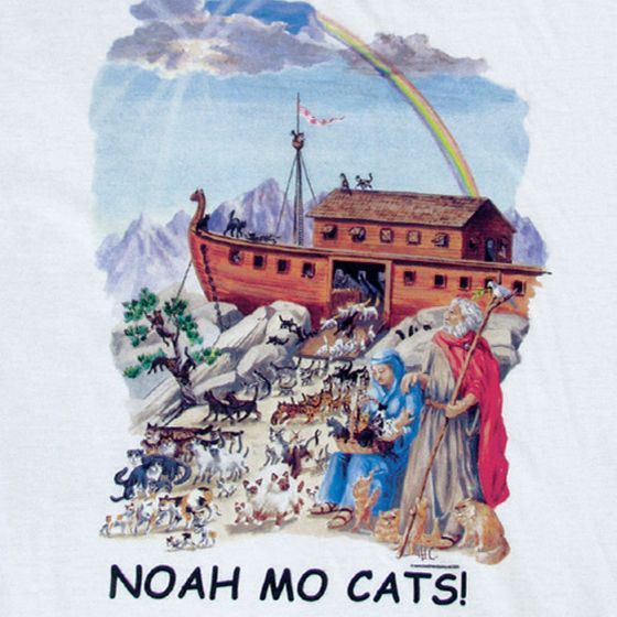 Noah More Cats Nightshirt