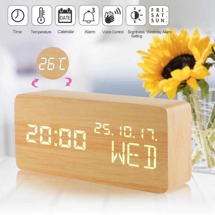 Best 25+ Digital alarm clock ideas on Pinterest | House alarm ...