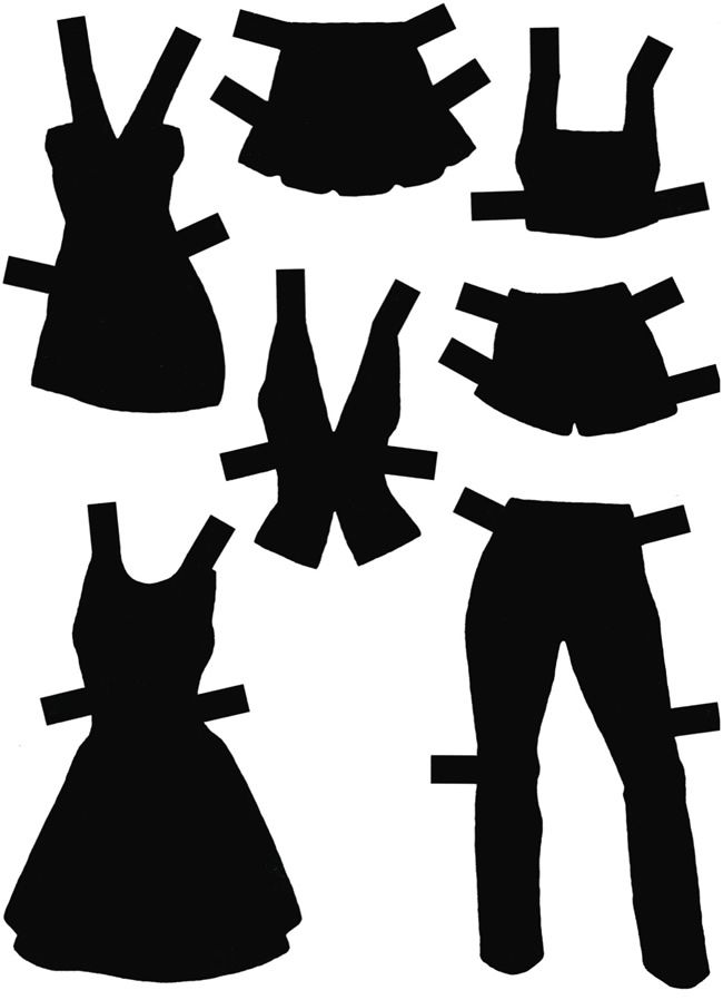 "The 1946 Best Images About ""Paper Dolls"" On Pinterest"