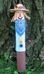 1000+ images about Cute Scarecrow Crafts on Pinterest | Crafts, Clay ...