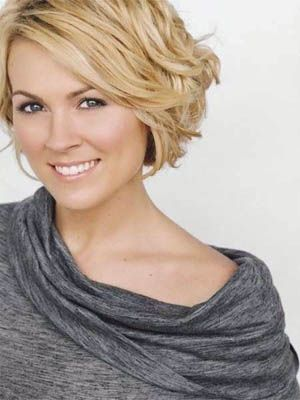short wavy hairstyles 2014 - Google Search