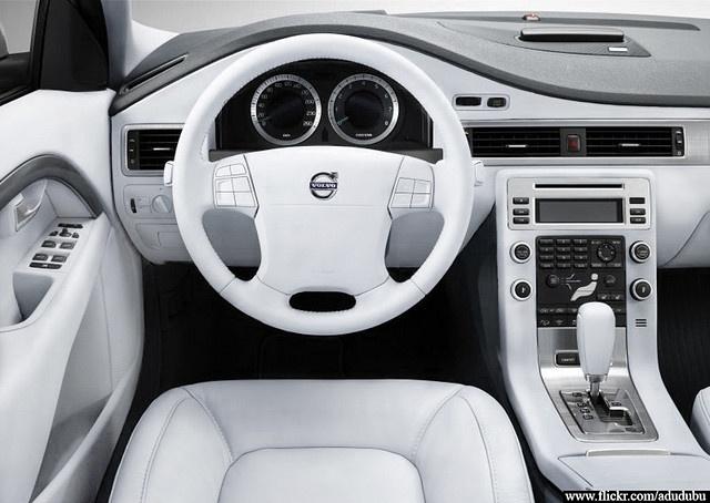 volvo s80 interior by __DReaMeR__, via Flickr