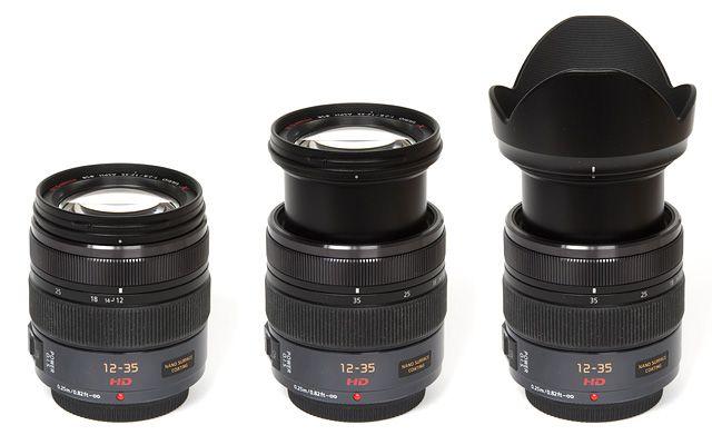 Panasonic LUMIX G X VARIO 12-35mm f/2.8 ASPH POWER OIS