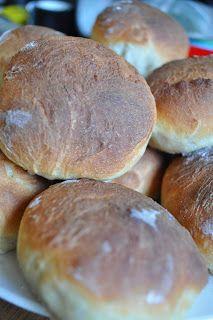 Brians blog: Boller uden mælk rørt på brødmaskine