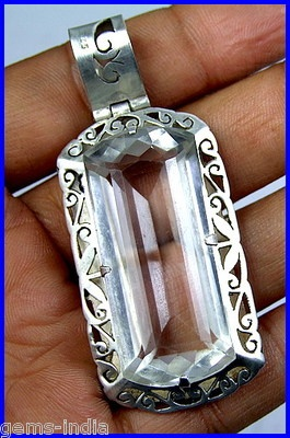 925 sterling silver pendant from Gems India