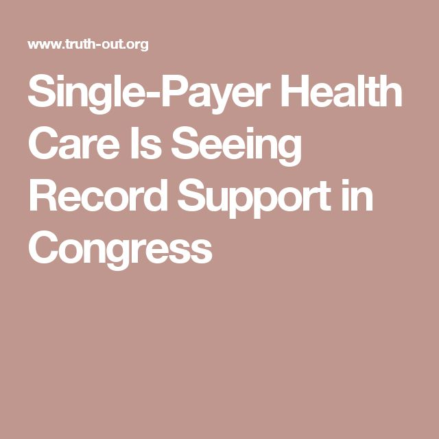 single payer healthcare Sen kamala harris is the first democrat to announce she'll co-sponsor sen bernie sanders' single-payer health care bill when it's introduced in september.
