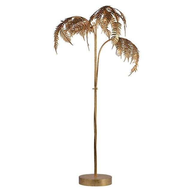 Online Shop 180cm Metal Palm Tree Floor Lamp With Golden Finish 3 Light Gold Tree Aliexpr Tree Floor Lamp Palm Tree Decor Living Room Palm Tree Decorations