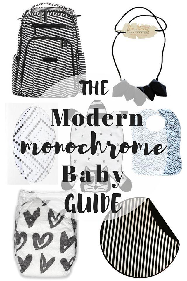 Monochrome Baby Gear, Monochrome Baby Gifts