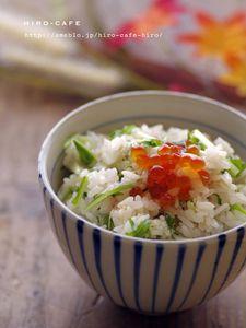 三つ葉と冥加の混ぜご飯☆ by hiro(ヒロ) | レシピサイト「Nadia ...