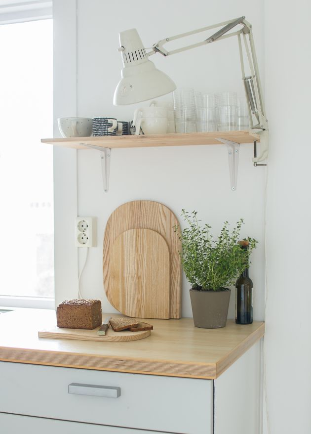 FREYWOOD cutting boards big and small.