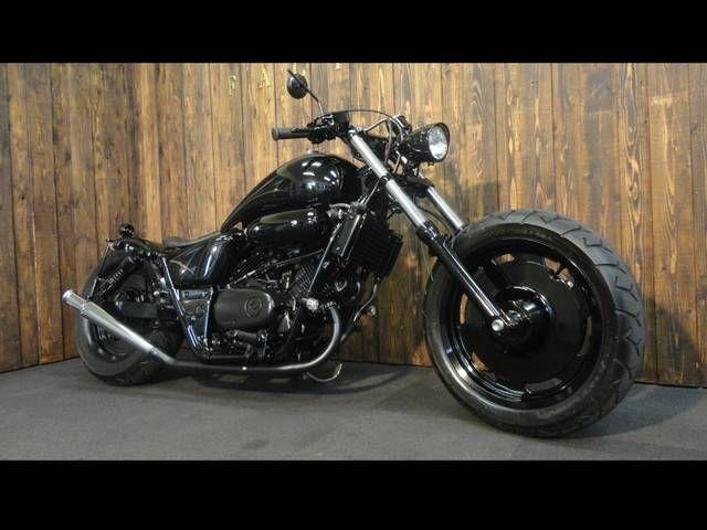 車両情報:ホンダ V-TWIN MAGNA S | FACTION | 中古バイク・新車バイク探しはバイクブロス