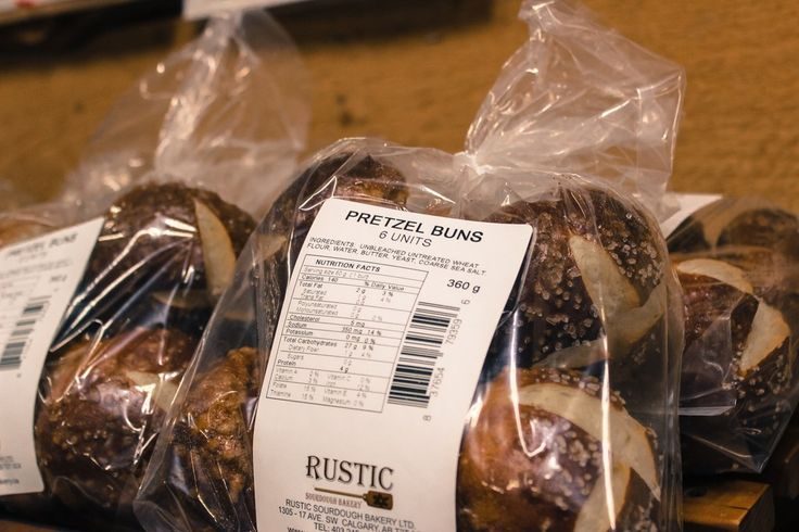 What is better than a pretzel? A pretzel bun. They make for amazing 'bunwiches' or a great side for dinner! #YYCEats #YYCFood #RusticSourdoughYYC #YYCFoodie #Calgary #YYC