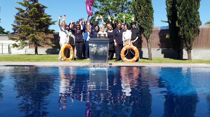 Vincci Frontaura 4* #Valladolid celebra su 9º #aniversario. ¡Felicidades!