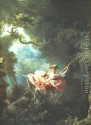 Swing  by Jean-Honore Fragonard