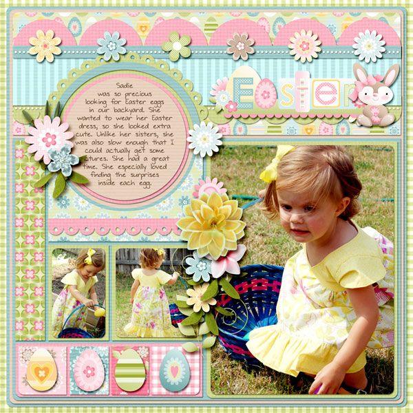 Easter - Scrapbook.com