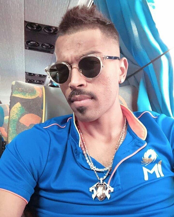 Hardik Pandya On Instagram New Hair Style Follow Hardikpandya93 Fanclub New Hair Mens Fashion Trends Hair Styles
