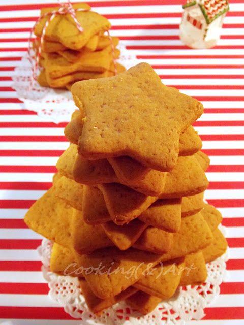 Πικάντικα Χριστουγεννιάτικα μπισκότα / Christmas Spicy Biscuits