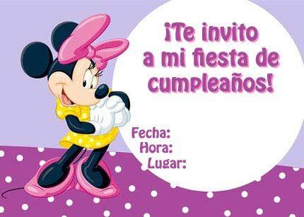Invitaciones de Cumpleaños Gratis para Imprimir Infantiles Rio ...