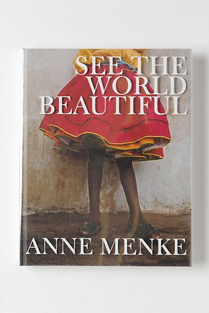 See The World Beautiful Anthropologie Coffee Table Books